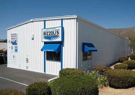 Rizzoli's in San Luis Obispo