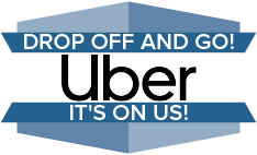 We've got uber for you